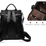 Aiseyi-Women-Backpack-Purse-Waterproof-Nylon-Schoolbags-Anti-Theft-Rucksack-Shoulder-Bags-0-1