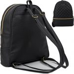Copi-Womens-Simple-Design-Fashion-Quilted-Casual-Backpack-0-0
