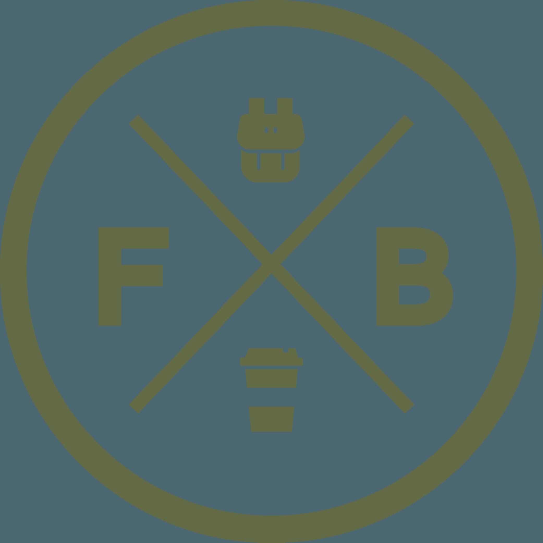 FashionableBackpack Logo - Green