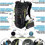 FREEMOVE-Hydration-Pack-Camel-Backpack-2-Liter-Water-Bladder-Cooler-Bag-External-Pocket-Lightweight-Fully-Adjustable-Leakproof-10L-Hydration-Backpack-Gear-for-Hiking-Cycling-Running-0-0