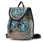 Goodhan-Vintage-Women-Embroidery-Ethnic-Backpack-Travel-Handbag-Shoulder-Bag-Mochila-0-0