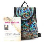 Goodhan-Vintage-Women-Embroidery-Ethnic-Backpack-Travel-Handbag-Shoulder-Bag-Mochila-0-2