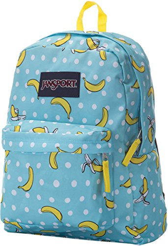 JanSport-Unisex-SuperBreak-Blue-TopazOh-Bananas-One-Size-0