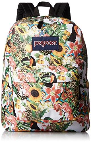 JanSport-Unisex-SuperBreak-Multi-Jungle-Jam-Backpack-0