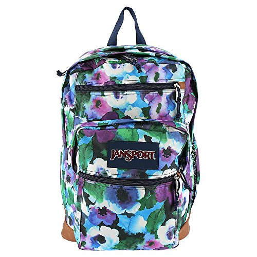 JanSport-Womens-Classic-Mainstream-Cool-Student-Backpack-Multi-Watercolor-Floral-177-X-128-X-55-Inch-0