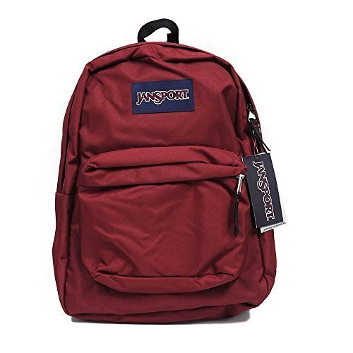 Jansport-Backpack-Superbreak-School-Backpack-Original-Select-Color-Viking-Red-0