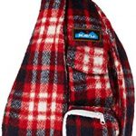 KAVU-Plaid-Rope-Sling-Bag-Crossbody-Backpack-0