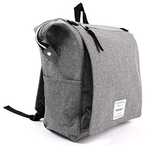 KJARAKR-Backpack-Best-Gift-Women-Girls-Commuter-Bag-School-Laptop-Bookbag-Laptop-Bag-Great-Diaper-Bag-Too-TSA-Friendly-Waterproof-0