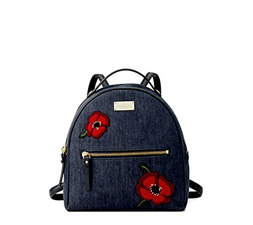 Kate-Spade-Grove-Street-Poppy-Sammi-Small-Backpack-Denim-Blue-Red-Floral-0