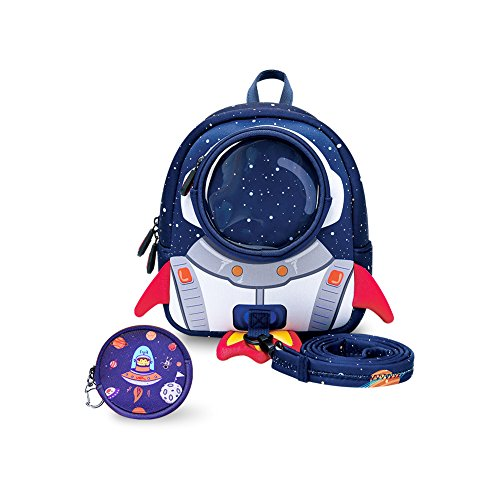 Kids-Backpack-with-Safety-LeashAnti-lost-Toddler-Backpack-for-Boys-Girls-0