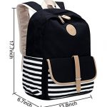 Lightweight-Canvas-Backpack-Fashion-School-Bag-Outdoor-Travel-Laptop-Backpacks-0-2