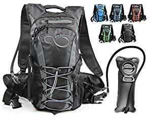 Live-Infinitely-Hydration-Backpack-2L-3L-TPU-Leak-Proof-Water-Bladder-600D-Polyester-Adjustable-Padded-Shoulder-Chest-Waist-Straps-Silicon-Bite-Tip-Shut-Off-Valve-Daypack-Cycling-Hiking-0