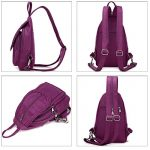 NOVOSACO-Girls-Convertible-Nylon-Mini-Backpack-Purse-Cross-Body-Sling-Shoulder-Bag-0-3