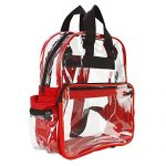 ProEquip-Travel-Bag-Clear-Unisex-Transparent-School-Security-Backpack-0-0