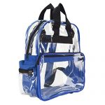 ProEquip-Travel-Bag-Clear-Unisex-Transparent-School-Security-Backpack-0-1
