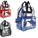 ProEquip-Travel-Bag-Clear-Unisex-Transparent-School-Security-Backpack-0