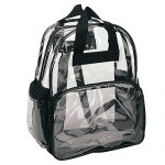 ProEquip-Travel-Bag-Clear-Unisex-Transparent-School-Security-Backpack-0-3