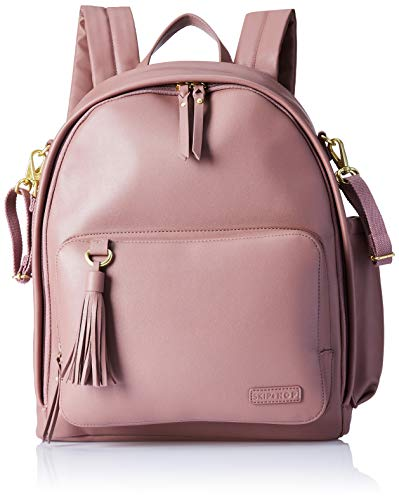 Skip-Hop-Greenwich-Simply-Chic-Diaper-Backpack-0