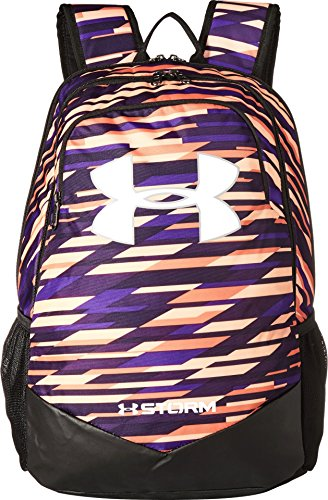 Under-Armour-Mens-UA-Scrimmage-Backpack-Youth-Peach-HorizonPurple-SwitchWhite-One-Size-0