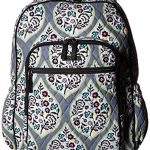 Vera-Bradley-Campus-Tech-Backpack-Signature-Cotton-0