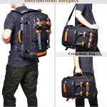 WITZMAN-Canvas-Backpack-Vintage-Travel-Backpack-Hiking-Luggage-Rucksack-Laptop-Bags-0-1