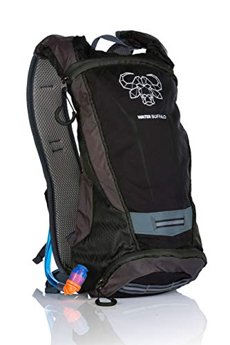 Water-Hydration-Backpack--The-Endeavor-by-Water-Buffalo-Lightweight-2L-Hydration-Pack-with-Purpose-Built-Storage-and-Abundant-Features-for-Mountain-Biking-Cycling-Hiking-Skiing-and-Running-0