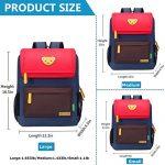 Willikiva-Cute-Bear-Kids-School-Backpack-for-Children-Elementary-School-Bags-Book-Bags-0-2