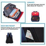 Willikiva-Cute-Bear-Kids-School-Backpack-for-Children-Elementary-School-Bags-Book-Bags-0-3