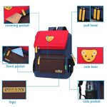 Willikiva-Cute-Bear-Kids-School-Backpack-for-Children-Elementary-School-Bags-Book-Bags-0-4