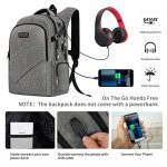 Business-Laptop-Backpack-Anti-Theft-Travel-Lapto-p-Backpacks-for-Women-Men-with-USB-Charging-PortHeadphone-Interface-Large-Compartment-College-School-Bag-Fits-17-Inch-LaptopNotebook-0-1