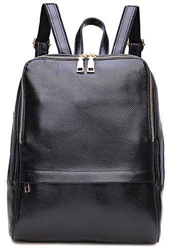 Coolcy-Hot-Style-Women-Real-Genuine-Leather-Backpack-Fashion-Bag-0