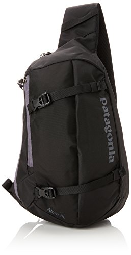 Patagonia-Atom-Sling-Backpack-Black-0
