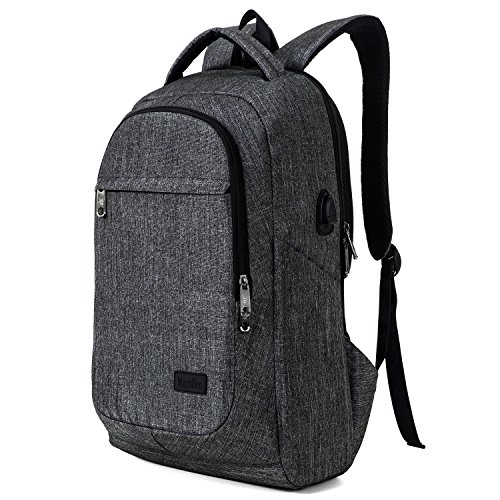 MarsBro-Business-Travel-Water-Resistant-Polyester-156-Inch-Laptop-Backpack-0