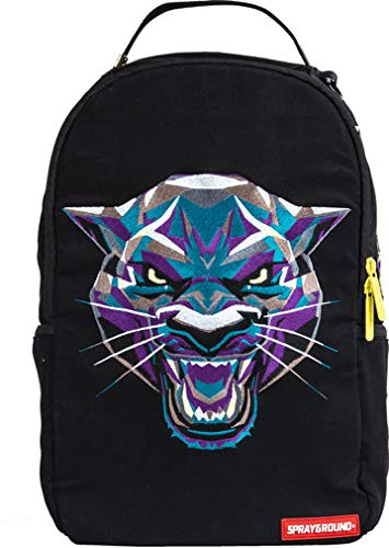 Sprayground-Unisex-Adult-Black-Panther-Backpack-0