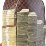 Sprayground-Unisex-Adult-Checker-Money-Stacks-Backpack-0-0