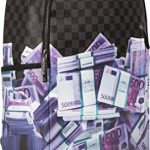 Sprayground-Unisex-Adult-Euro-Money-Stacks-Backpack-0-0