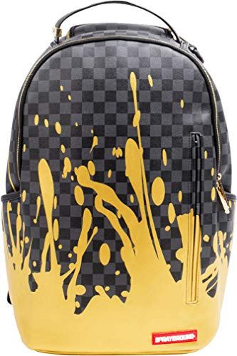 Sprayground-Unisex-Adult-Liquid-Gold-Backpack-0