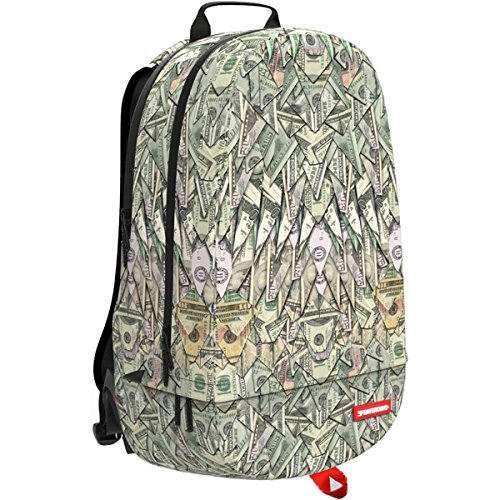 Sprayground-Unisex-Origami-Money-DLXX-Backpack-Assorted-0