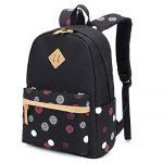 LuckyZ-Women-Casual-Backpack-Lightweight-Canvas-Daykpack-Cute-Laptop-Bag-School-Backpacks-Bookbag-0-0